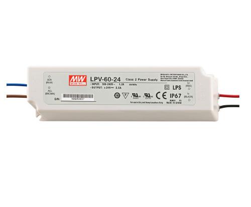 LED-SCHALTNETZTEIL STANDARD 35W 24V LPV-35-24 -Abverkaufsartikel-