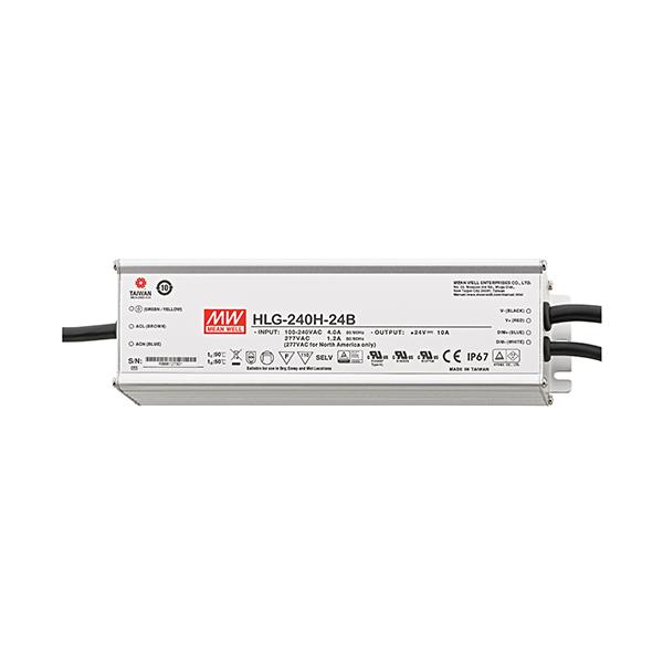 Netzteil POWERLINE EMC 240W 24VDC 245x68x38mm 10A IP67
