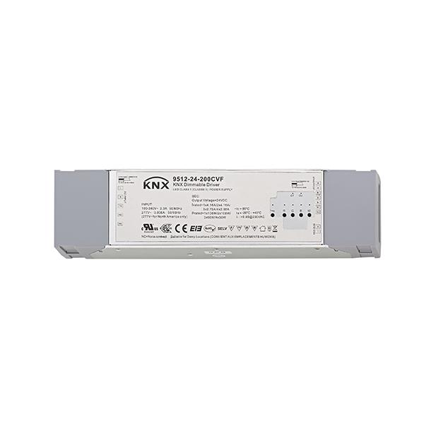 Empfänger KNX 4 Kanäle x 2A mit Netzteil -Abverkaufsartikel-