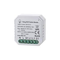 Vorschau: Empfänger SHAIRE Schalter 1 Kanal 150W 46x46x19mm Doseneinbau