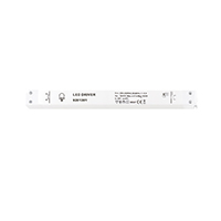 Netzteil POWERLINE SLIM HF primärDIM 100W 24V 330x30x22mm 4,17A IP20