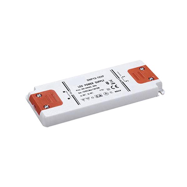 POWERLINE SLIM LED-NETZTEIL 12W 12VDC INDOOR -Abverkaufsartikel-