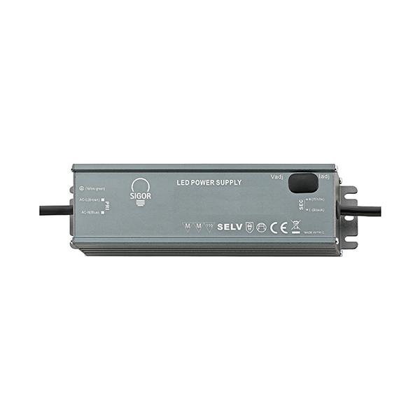 Netzteil POWERLINE 250W 24VDC 226x74x38mm 10,4A IP65