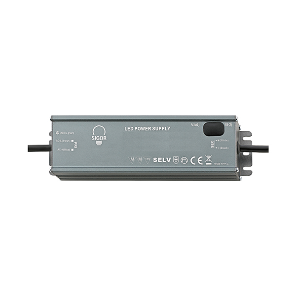 Netzteil POWERLINE 480W 24VDC 246x110x42mm 20A IP67