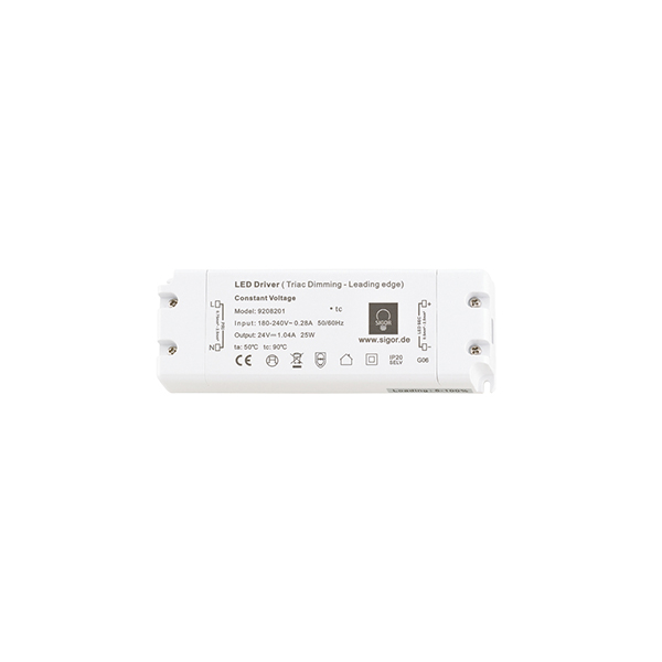 Netzteil POWERLINE Triac flat 50W 24V 178x61x24mm 2,08A IP20