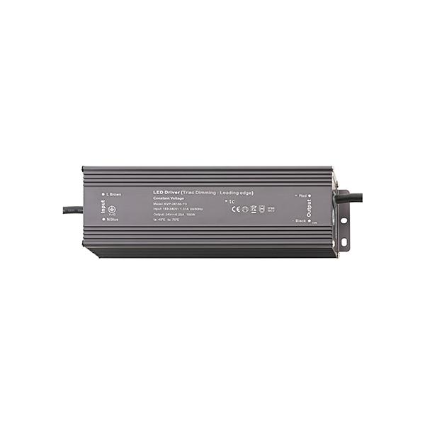 Netzteil POWERLINE TRIAC OUTDOOR 150W 24V 256x78x47mm 6,25A IP66