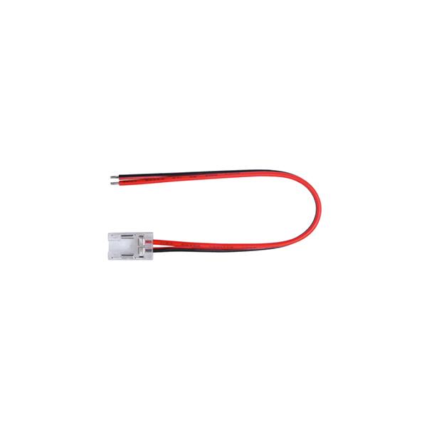 Einspeiser für 10mm COB-Streifen einfarbig