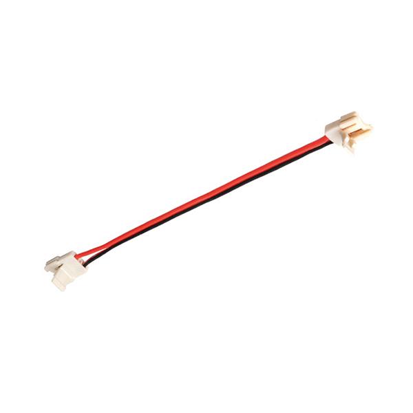 Kabelverbinder für 8mm Streifen einfarbig