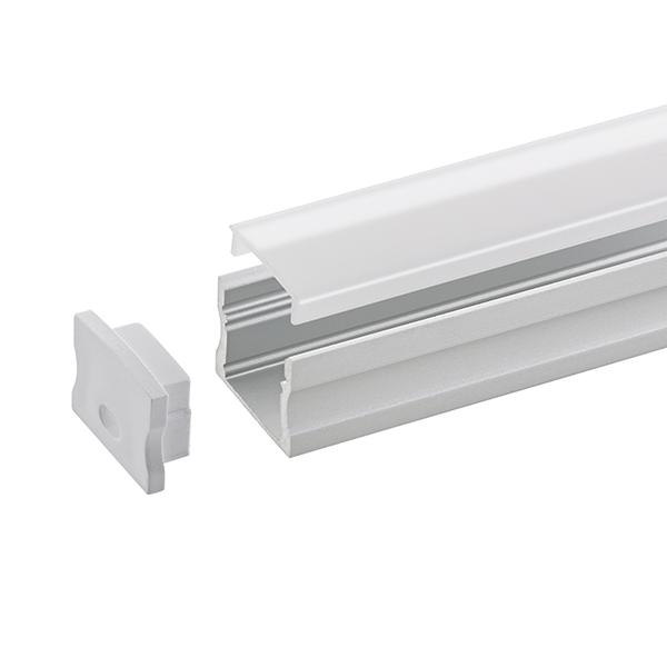1m Aufbauprofil 12