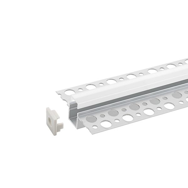 2m Profil randlos Unterputz 10