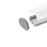 Vorschau: Endkappe ohne Loch für 9824501/9824601